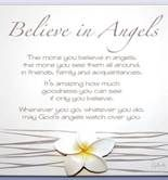 Angel Poems Death Loved Ones - Bing Images