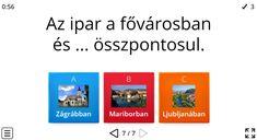 Szlovénia - Földrajz 8. osztály FELADAT - Kalauzoló - Online tanulás Frame, Picture Frame, Frames