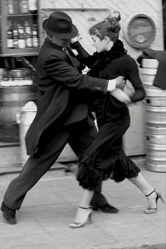 Thursday Afternoon Tango — whatisaurlidonthaveone: Passionate Dance……