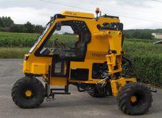 Rocketumblr | GRV Vineyard Tractor