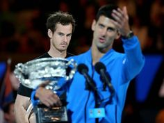 Australian Open: Novak Djokovic wants to talk with Andy Murray to end hard feelings after final controversy - Tennis - Sport - The Independent