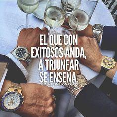 #reflexion #vivir #metas #inspiracion #pensamientos #constancia #reflexiones Motivational Phrases, Inspirational Quotes, Mentor Of The Billion, Don Corleone, Quotes En Espanol, Millionaire Quotes, Money Quotes, Positive Messages, Typography Quotes
