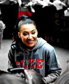 Santana ❤ GLEE!