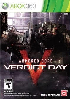Armored Core Verdict Day  Xbox 360 *** To view further for this item, visit the image link. Note:It is Affiliate Link to Amazon.