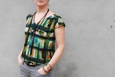 Leuk shirtje patroon Simplicity 2594