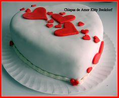 Amor para quienes amamos de bizcocho de vainilla con crema Frangipanne!!!