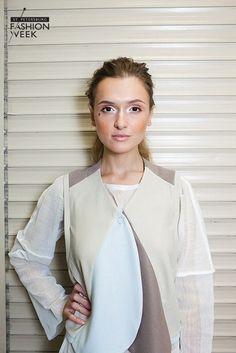 BACKSTAGE_SS 14 VIKKI spbfashionweek.ru #spbfw #backstage #vikki #fashion #collection #designer #ss14 #elegant #fashion