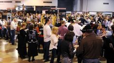 They pulled out all the corks and all the stops at Rodeo Uncorked's Roundup and Best Bites Competition Sunday night at Reliant Center. Not only did the sold-out event, which attracts about Houston Livestock Show, Rodeo Events, Houston Rodeo, Sunday Night, Competition, Kicks