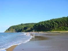 Playa de la Griega (Colunga-Asturias) #vacaciones #descanso #caminodesantiago #colunga #asturias #peregrinos