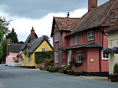 Chelsworth, Suffolk by teresue on Flickr