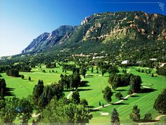 Broadmoor Golf Club, Colorado Springs, CO (I need to take Toby here this summer!)