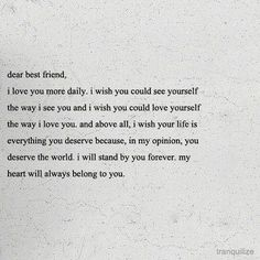 wolfintheforest:    lifeofcho:    holly :)    I wish I had a best friend that also considered me theirs.