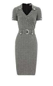Karen Millen Tailored Dress Women Más