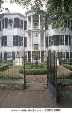 Nicholas Ware Mansion, Augusta, Georgia