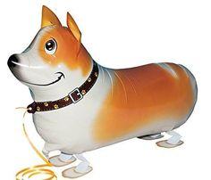 1PaysLess® Own Pet Balloons Corgi Domestic Animal