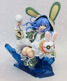 42.77$  Buy here - http://alieth.shopchina.info/1/go.php?t=32279163550 - J.G Chen Free Shipping Anime Dating War Date A Live Yoshino PVC Action Figure Model Toy 23CM High Quality Low Price  #aliexpresschina