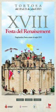 Festa del Renaixement a Tortosa. L'esplendor d'una ciutat al segle XVI (juliol 2013)
