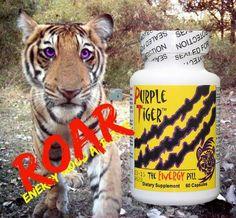 Purple Tiger the Energy Pill. www.mypurpletigerpills.com 601-4319180