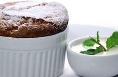 Suflê de goiabada com creme de mascarpone | Panelinha - Receitas que funcionam