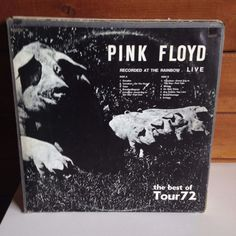 PINK FLOYD Live The Best Of Tour '72 LP Unofficial PF-R72-A / PF-R72-B  #ProgressiveArtRockPsychedelicRock