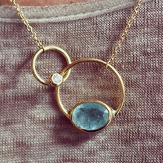 Mother / child necklace MALENE HELWEG-LARSEN