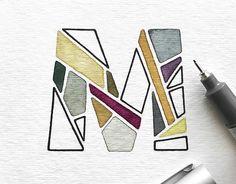 Miranda July Chalkboard on Behance Typography Drawing, Hand Lettering Art, Typography Poster Design, Creative Lettering, Lettering Design, Name Drawings, Drawing Letters, Graffiti, Plakat Design