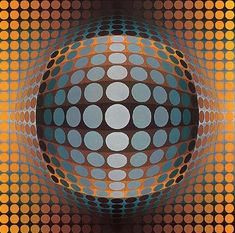 Victor Vasarely | Pintor - Op-art | TV Sinopse