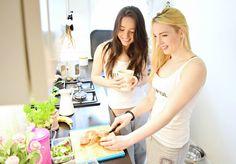 Blonde&Brunette | dieta, ćwiczenia, zdrowy styl życia: LEKKIE I ZDROWE POSIŁKI. Przepisy do ściągnięcia na cały dzień