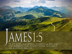 Blessed By The Lord: October 23, 2016 - WISDOM COMES FROM