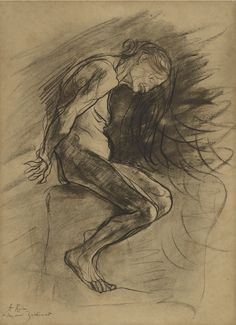 Auguste Rodin Celle qui fut la Belle Heaulmière [She who was once the helmet maker's beautiful wife], Char… (With images) Auguste Rodin, Musée Rodin, Life Drawing, Figure Drawing, Drawing Sketches, Drawings, Rodin Drawing, Painting & Drawing, Modern Sculpture