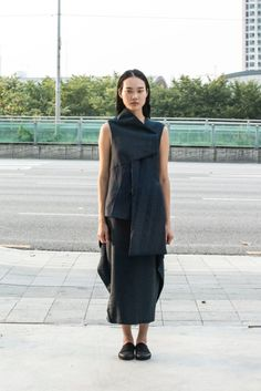 "MOOHONG : S/S 2015 : WOMEN'S : ""STREET ETHNIC"" : DAY"