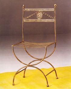 Metallmöbel vintage  Acapulco-Spaghetti-Stuhl-Sessel-DDR-Vintage-Retro-Design ...