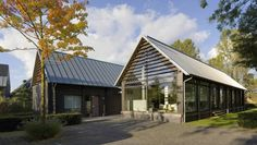 Farmyard / Hilberink Bosch Architects - Netherlands - Pinned by Tyler