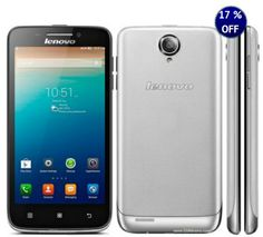 "Lenovo S650 8gb Dual SIM 3g mobile Black :  1) 4.7"" qHD Display 2) Quad Core Processing 3) Dual SIM 4) Laser-Etched, Fabric-Feel Cover  Visit Now To Buy - http://goo.gl/xyEeGW"