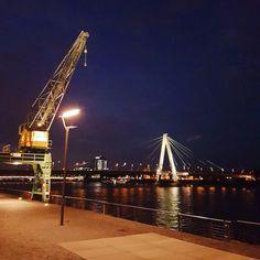 Harbour Nights #Cologne #Harbour #Köln #Rheinauhafen...
