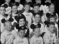 The Mickey Mouse Club -- M I C --- See ya REAL SOON .... K E Y . WHY? Because we LIKE YOU ... M. O. U. S Eeeeeee