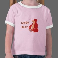 Teddy Bear Tee Shirts