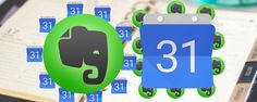 Get the most out of both your Evernote account and your Google calendar with these tips and tools.