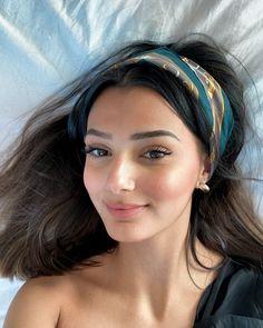 Beauty Make-up, Beauty Hacks, Hair Beauty, Beauty Skin, Aesthetic Hair, Hair Day, Cute Hairstyles, Vintage Hairstyles, Hairstyle Ideas