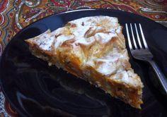 Diana's Cook Blog: Gâteau feuilleté à la courge