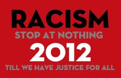 Racism 2012