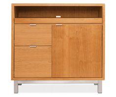 Room & Board - Copenhagen 35h 36w Office Cabinet