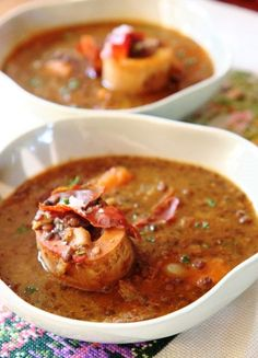 Lentil soup with nora and marrow bone Slow Cooker Recipes, Soup Recipes, Cooking Recipes, Healthy Recipes, Recipies, Healthy Foods, Soup Kitchen, Christmas Lunch, Veggie Soup