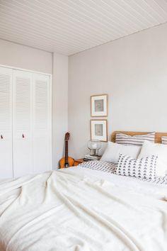 Antes y después de un dormitorio nórdico: Una de las tareas más gratificantes a la hora de dar un aire nuevo a tu casa es conseguir transformar u