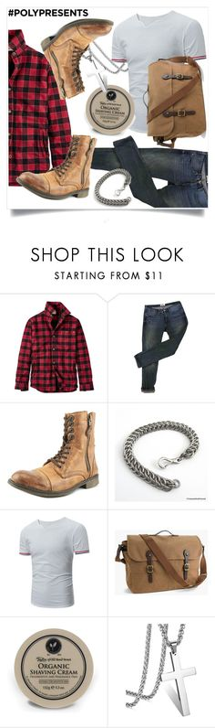 """Men's Fashion"" by bine-jan ❤ liked on Polyvore featuring Timberland, Acne Studios, Steve Madden, J.Crew, Taylor of Old Bond Street, men's fashion and menswear"