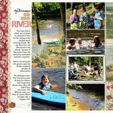 scrapbook layouts with multiple photos - Google Search