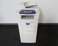 Digitaler SW-Kopierer Xerox Phaser 3635MFP - Digitale Laserdrucker Xerox und Samsung - Karner & Dechow - Auktionen Washing Machine, Home Appliances, Samsung, Laser Printer, Auction, Printing, House Appliances, Appliances