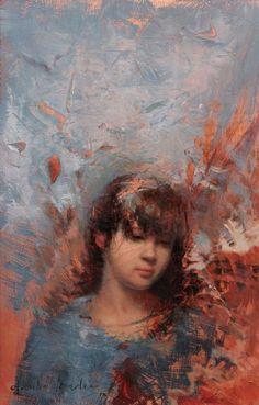 Stanka Kordic ~ Abstract/Realist figure painter | Tutt'Art@ | Pittura * Scultura * Poesia * Musica |
