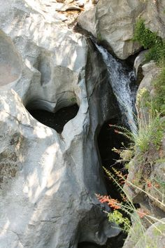 ⭐ Heart Rock Falls, Crestline, California ⭐