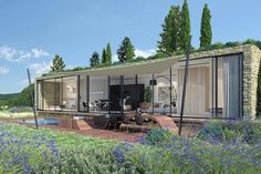 Luxurious villas for sale on a modern boutique resort in the heart of Italy.